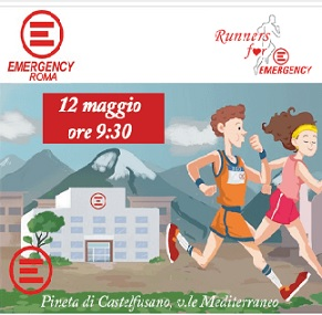 Rincorriamo la pace con Emergency 2019 – scheda tecnica