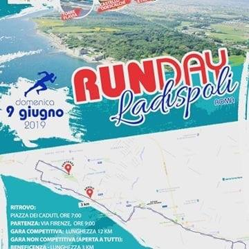 1^ Run Day Ladispoli