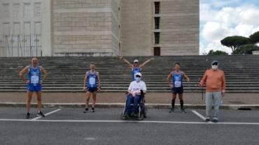 40ena Virtual Run: GSBRun vincono la gara di solidarietà