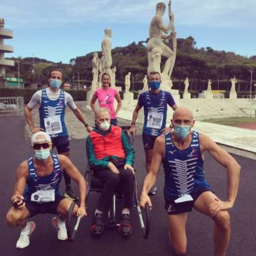 40ena Dream Run: il team Moccia c'è di Marco Caponeri