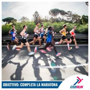 Maratona di Natale GSBRun