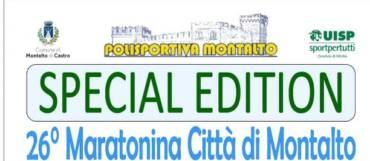 26^ Maratonina di Montalto – di Paolo Fedele