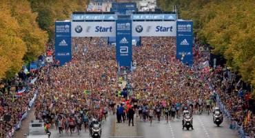 Maratona di Berlino 2021