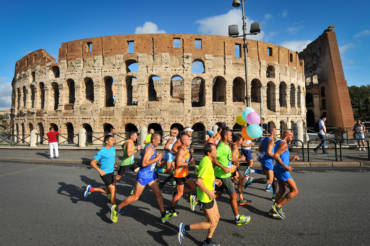 Analisi percorso Maratona di Roma 2019