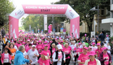 FESTEGGIA CON NOI I 20 ANNI DI RACE FOR THE CURE