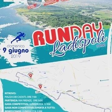 1^ Run Day Ladispoli