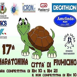 Maratonina di Fiumicino – scheda tecnica