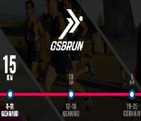 30 km GSBRun – 1^ frazione 15 km